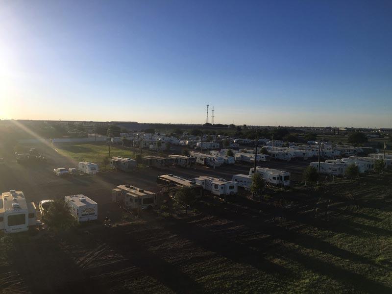 Stanley RV Parks in Midland TX