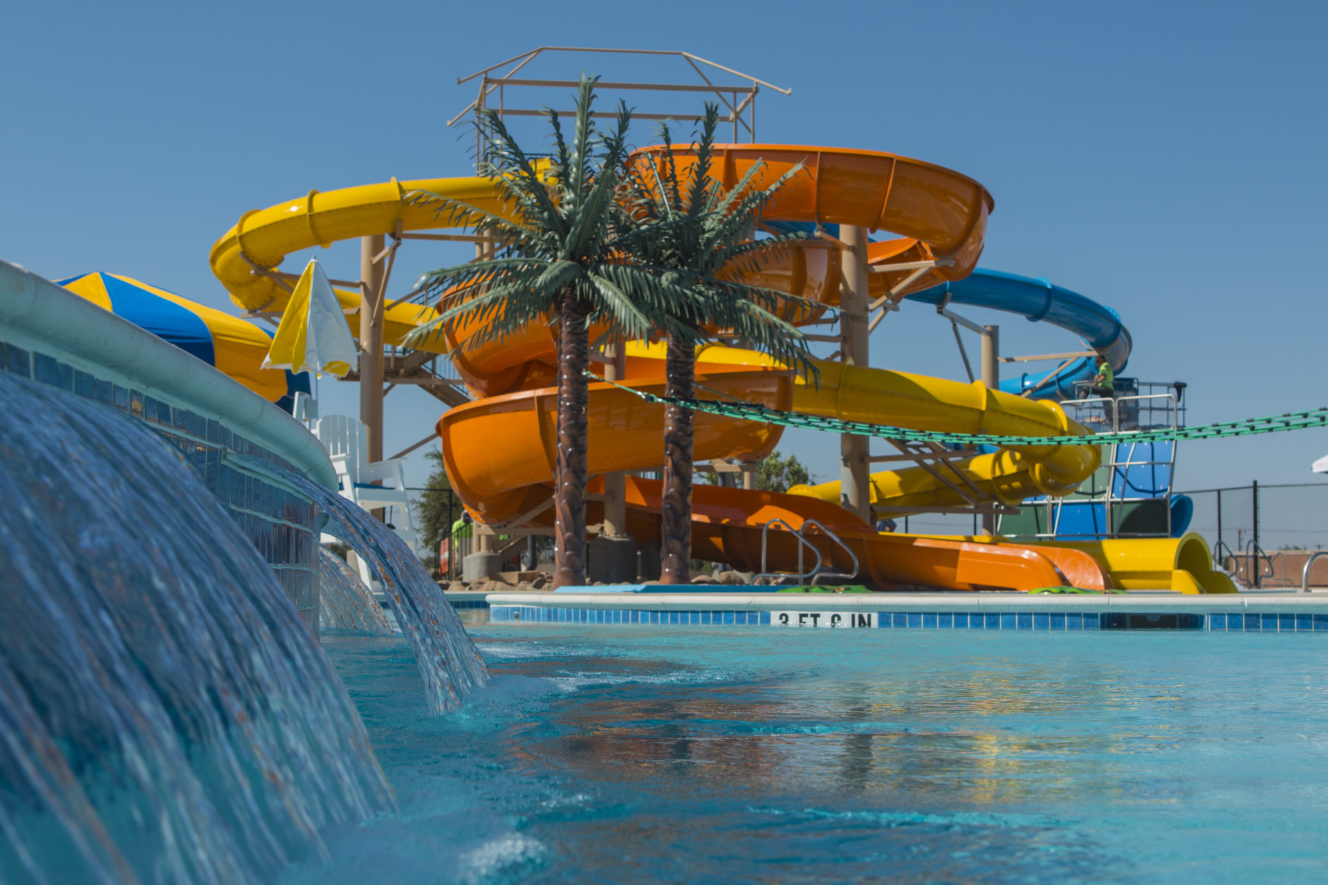 Cool Off At Midland Tx Pools This Summer