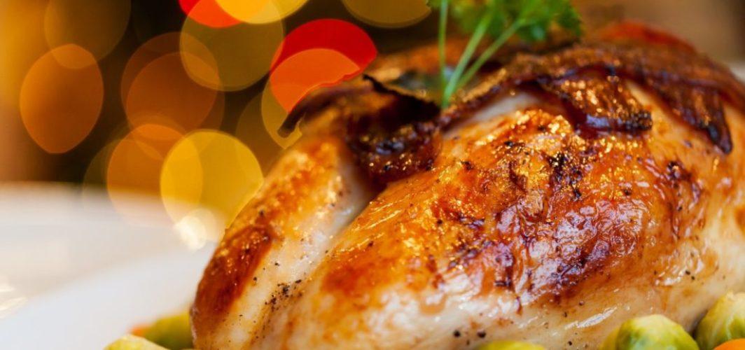 chicken close up dinner 265393