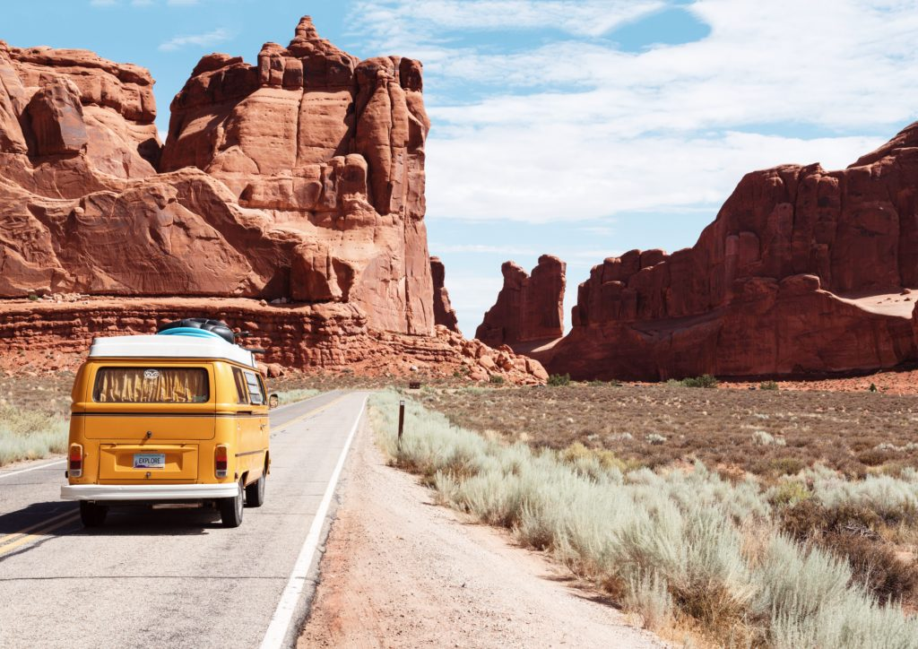 planning your RV routes