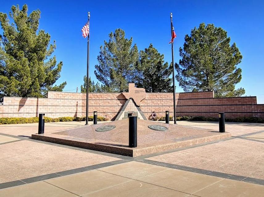 The Permian Basin Vietnam Veterans Memorial