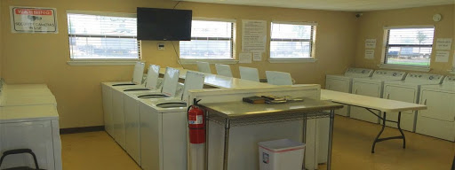 laundry services Standley RV Park in Midland, TX