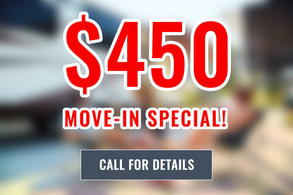 Great Move-in Special in Midland Texas RV Park