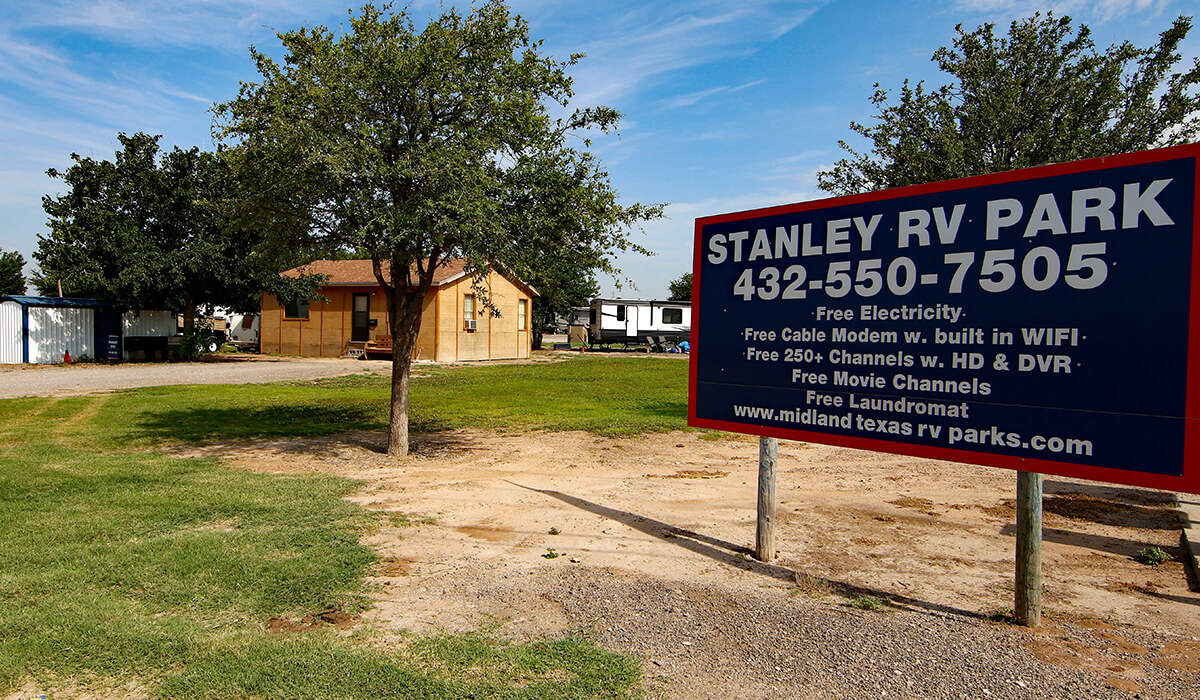 Amenities Available at Stanley RV Park