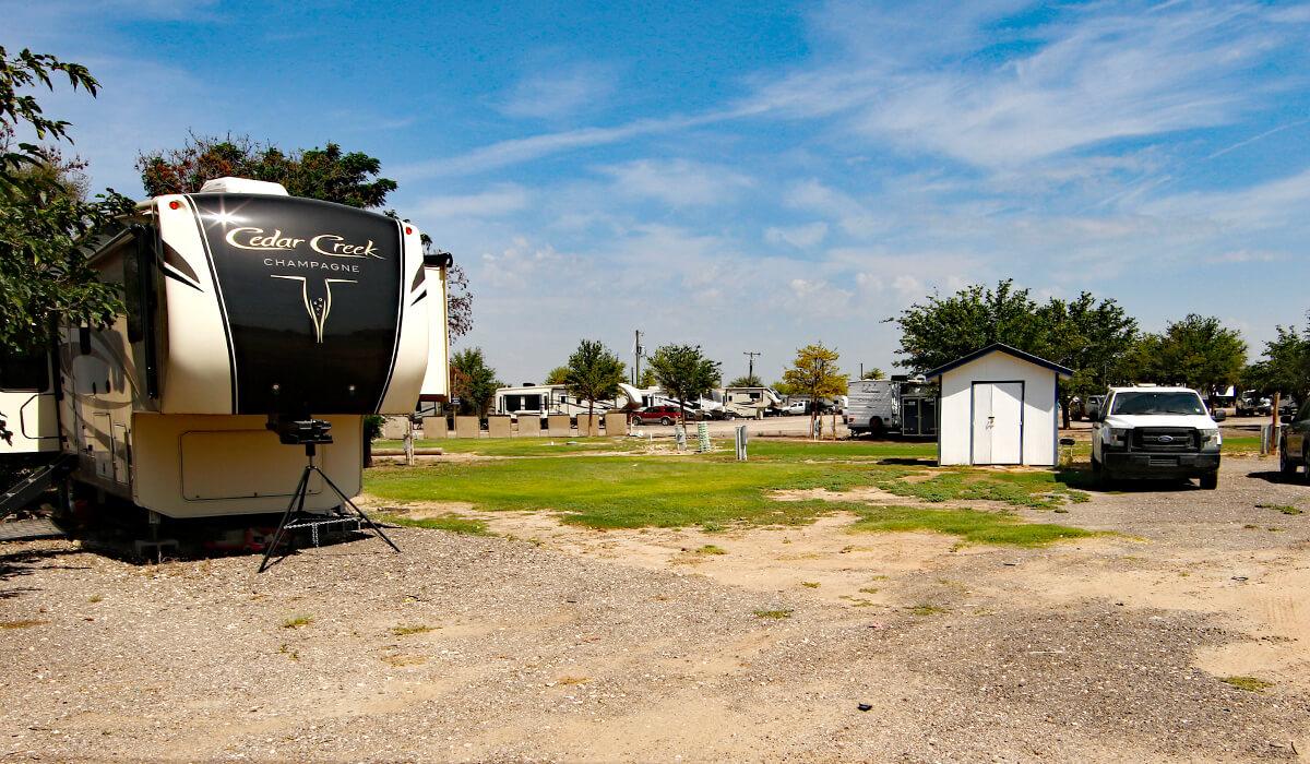 rv parks in Midland TX